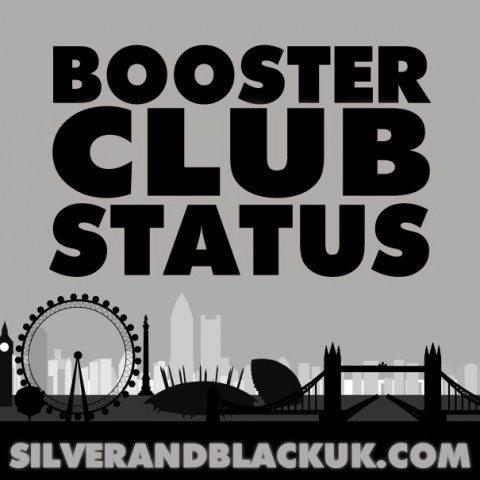 Booster Club Status – October 2017