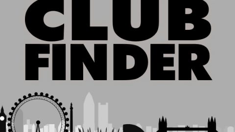 Release of Club Finder Tool