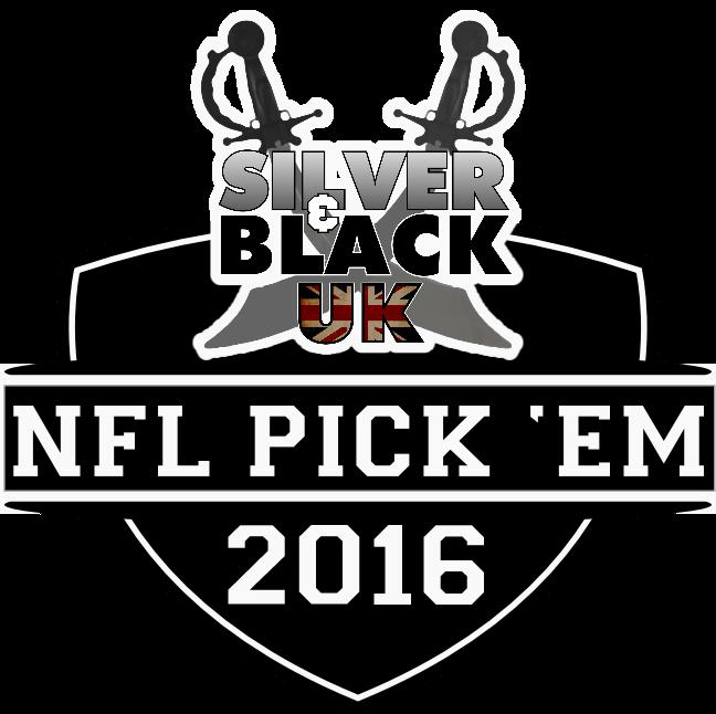 SBUK Pick'Em 2016