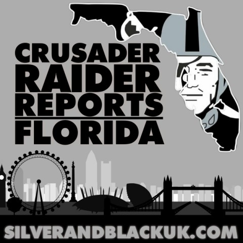 Crusader Raider Reports – Florida