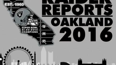 Crusader Raider Reports – Oakland!