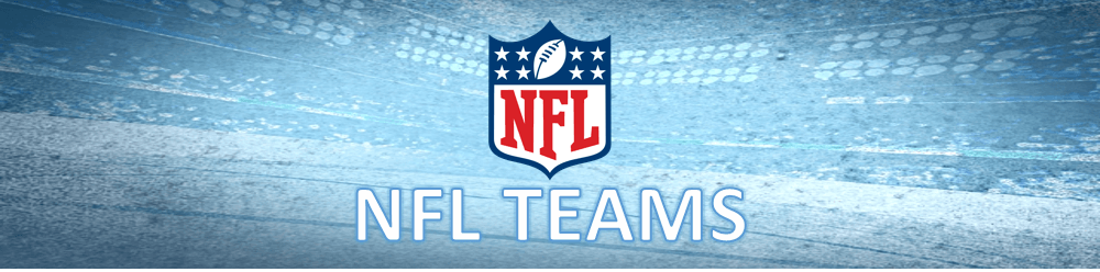 NFL Teams Banner