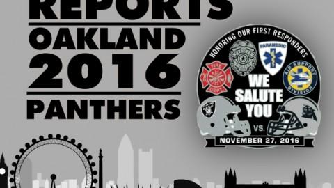 Raider Oli Reports – Panthers