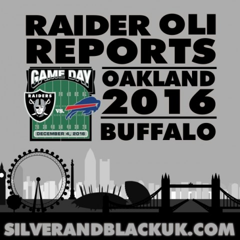 Raider Oli Reports – Bills
