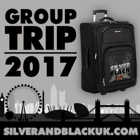 2017 Group Trip Announced