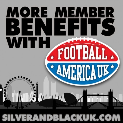 NEW MEMBER PERK – Football America UK