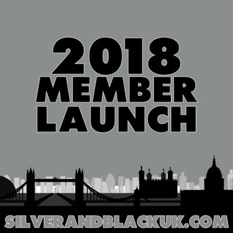 2018 Member Launch Event date set