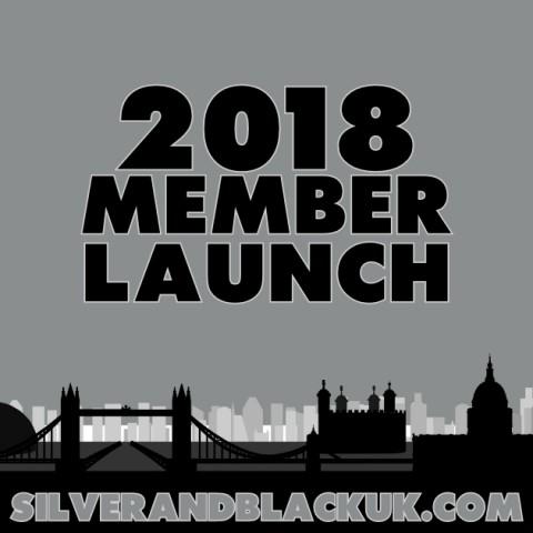 2018 Member Launch Event date set