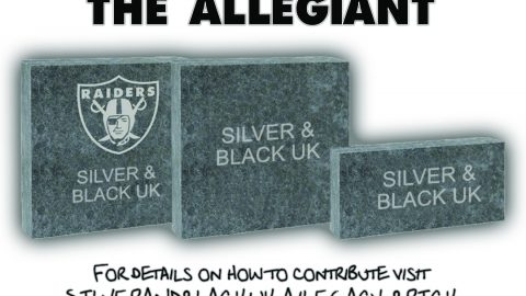 Help fund an SBUK Brick at the Allegiant